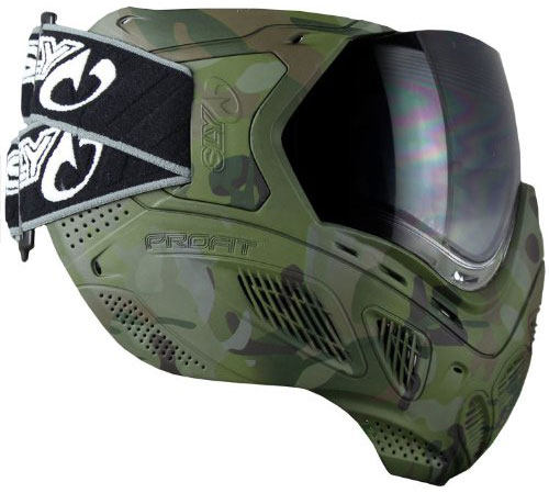 what is the best paintball mask?