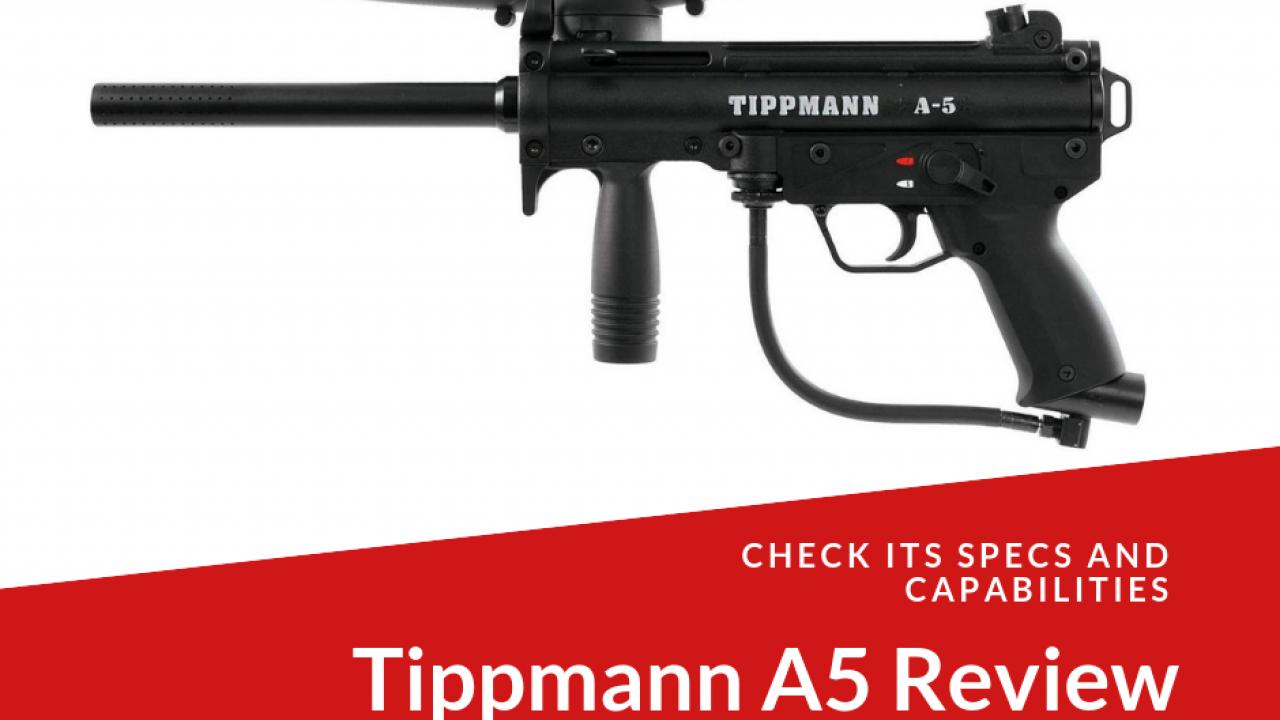 Doppio trigger Per Tippmann A5