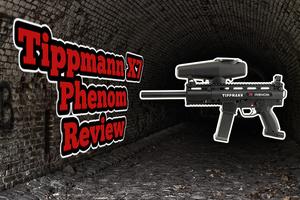Tippmann X7 Phenom Review