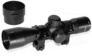 Trinity 4x32 Mildot Scope with Straight Adapter