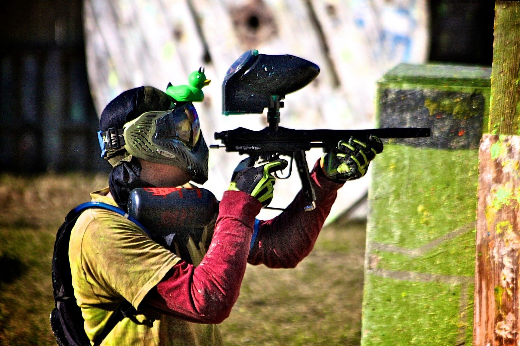 Are You Shopping For Pump Paintball Guns?