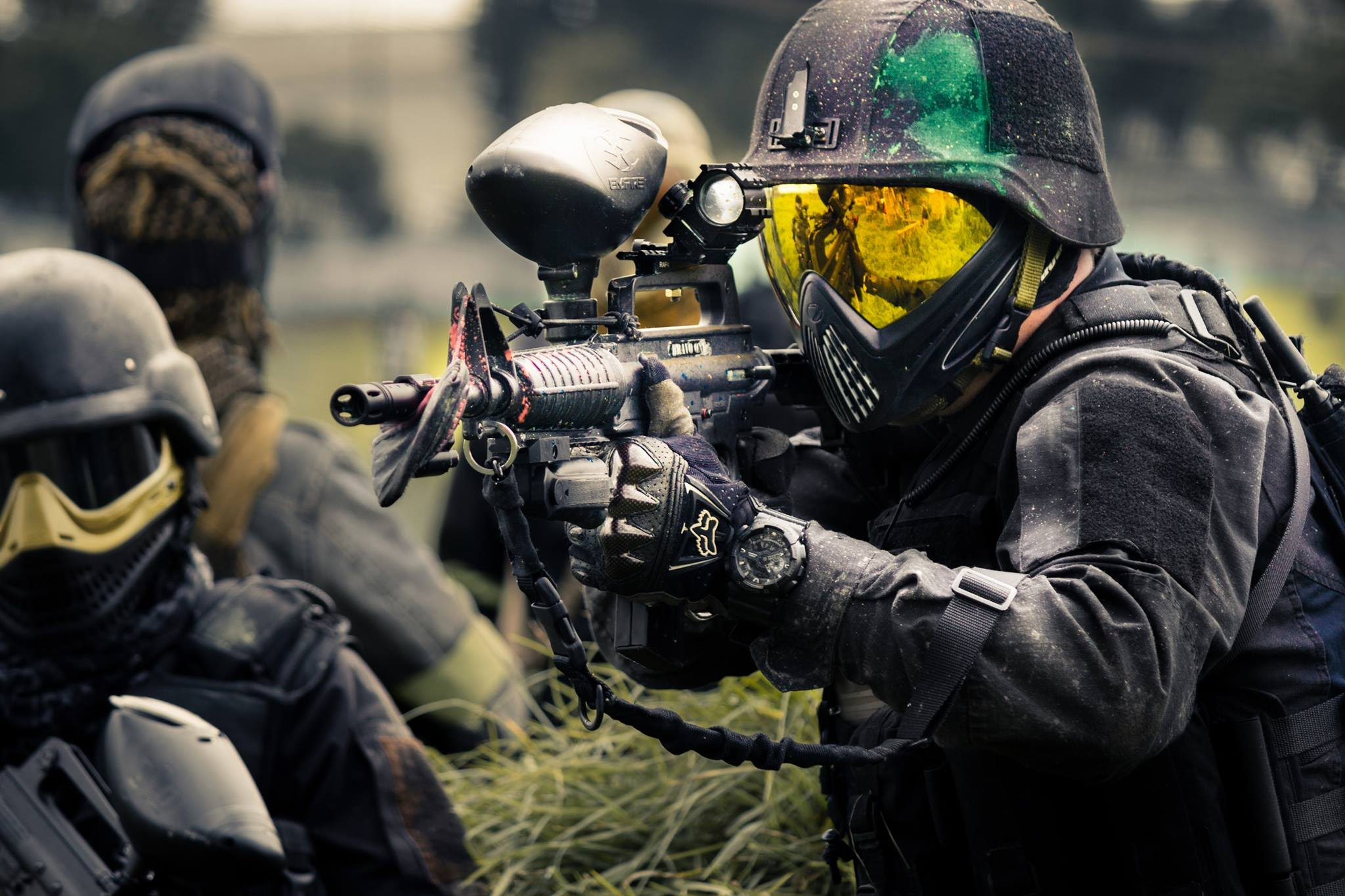 How To Choose The Best Paintball Sniper Rifle