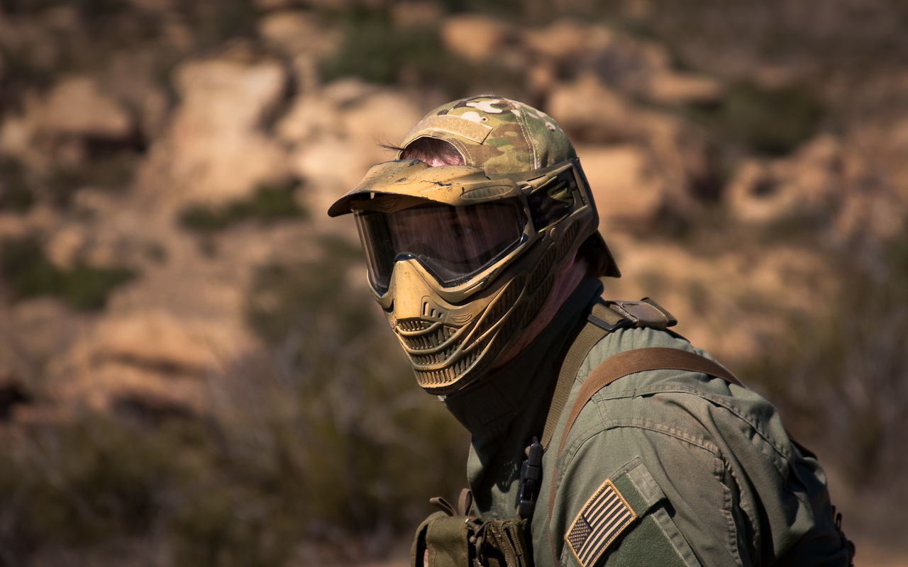 Complete Guide to Full Face Airsoft Masks