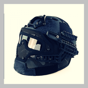 EDTara Multi function tactical helmet