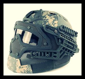 Myheartgoon development Tactical helmet