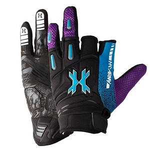 HK Army Pro Gloves Arctic paintball gloves