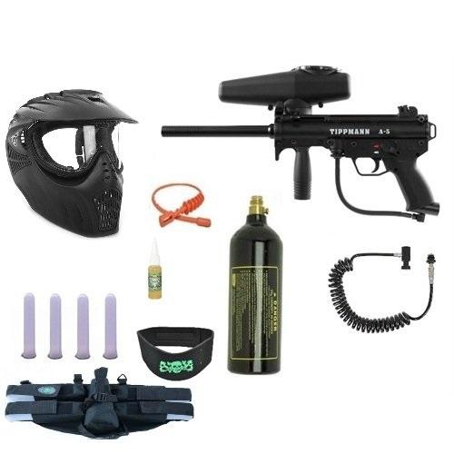 TIPPMANN A5 Gun 4+1 Xray MEGA Set
