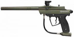 D3FY Conqu3st Semi-Auto Paintball Marker Gun With Barrel