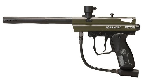 Spyder Victor Semi-Auto Paintball Marker