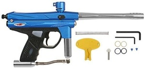 GTI+ Rampage Paintball Marker