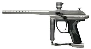 Kingman Spyder Pilot With Eye Paintball Marker 7106-Fine Matte Titanium
