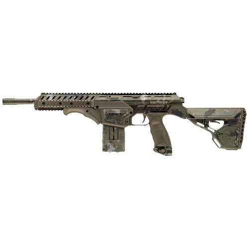 The Dye Assault Matrix paintball marker