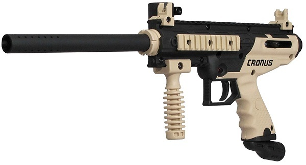 Tippmann Cronus Basic Marker, one of the best Tippmann paintball guns