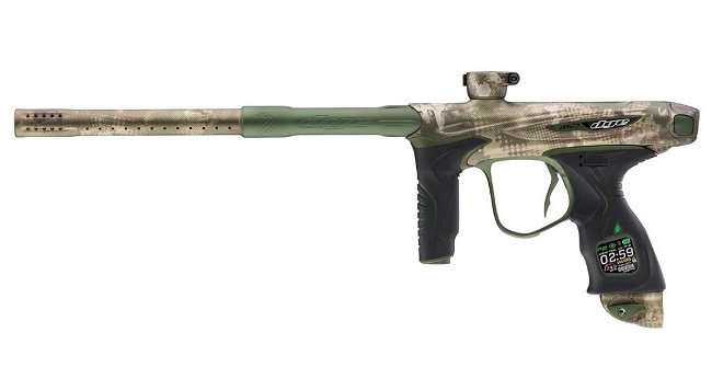 Dye Matrix Dye M2 MOSAIR Paintball Gun