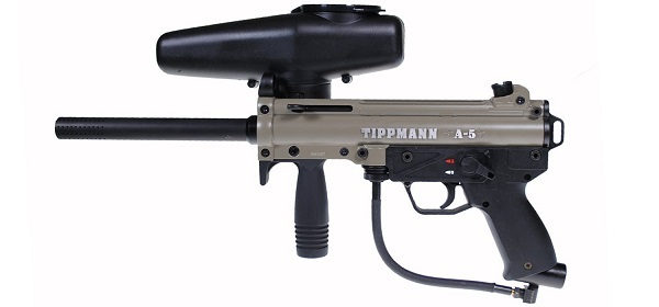 Tippmann A5 A-5 W/Selector