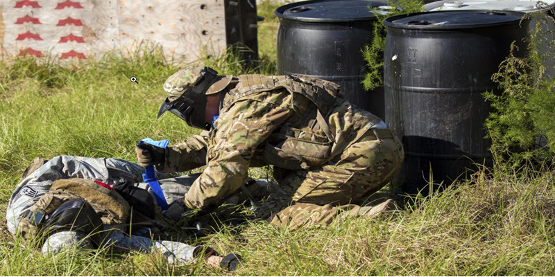 Paintball Bruises and Welts: How to Treat and How Long It Will Last