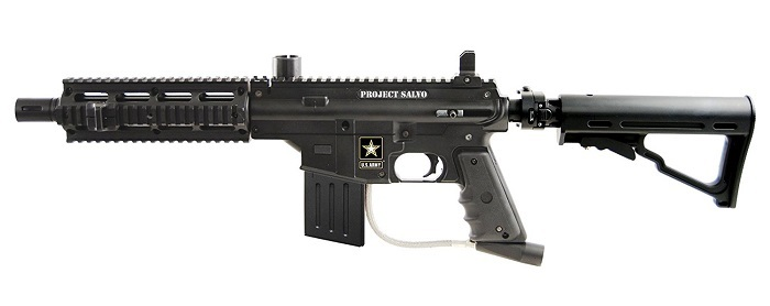 U.S. Army Project Salvo .68 Caliber Paintball