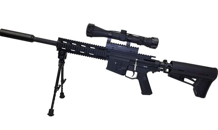468 Bolt Action Paintball Sniper