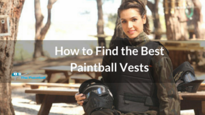 paintball vest for paintball sport