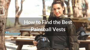 paintball vest for paintball sport