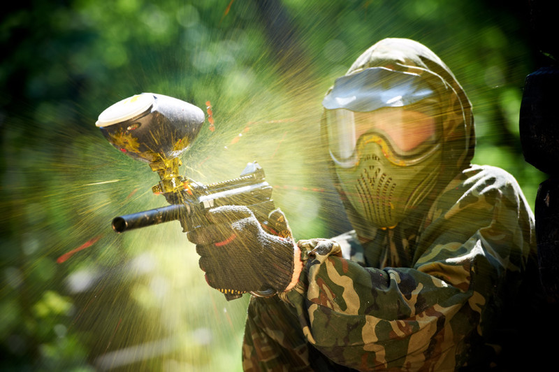paintball safety