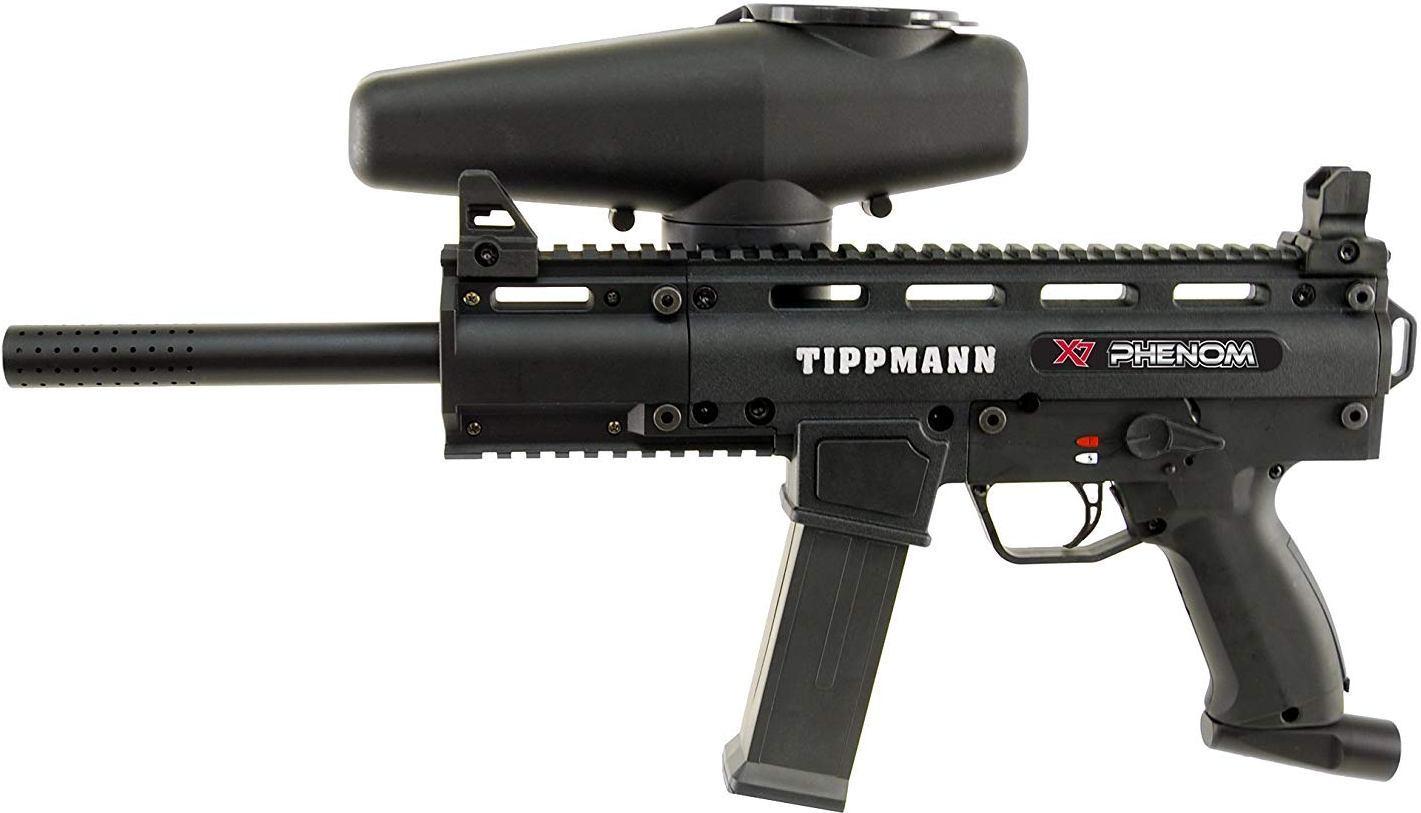 Tippmann X7 paintball sniper