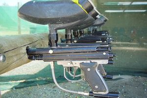 Piranha Paintball Gun Review: A Reliable Gun for Every Shot