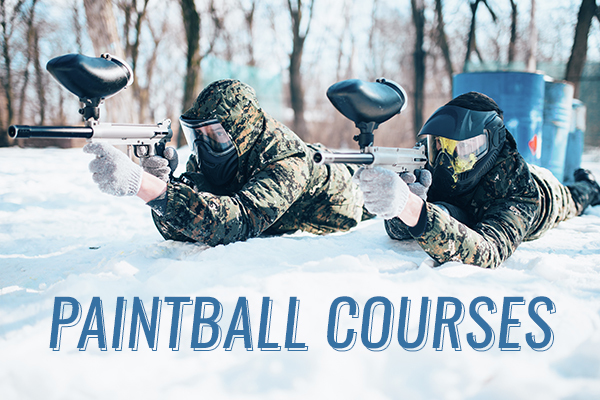 5 Coolest Paintball Courses in the World