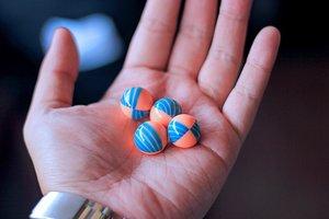 Paintball Capsules